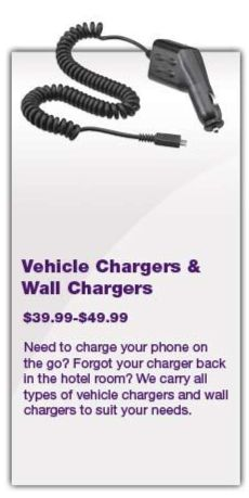 vehicle chargers